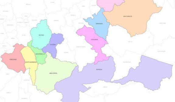Once municipios de Antioquia hacen parte del programa Nescafé Plan