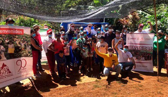 Federación Nacional de Cafeteros yCooperativa de Caficultores de Antioquia realizan talleres de cooperativismo Infantil