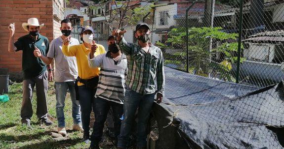 Clausura del proyecto S&D Mujeres Cafeteras en Abejorral