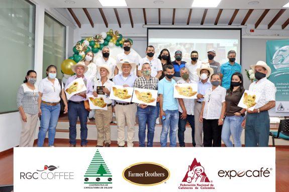 Resultados del Segundo Concurso de Calidad del Café del programa Farmer Brothers